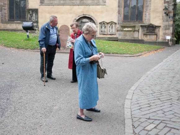 photo of people enquiring