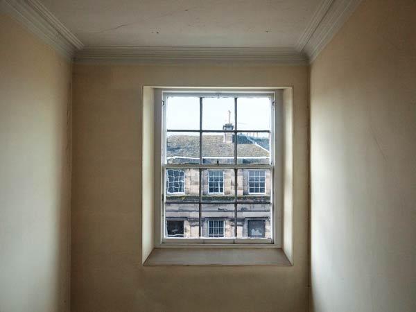Georgian Terrace In Edinburgh
