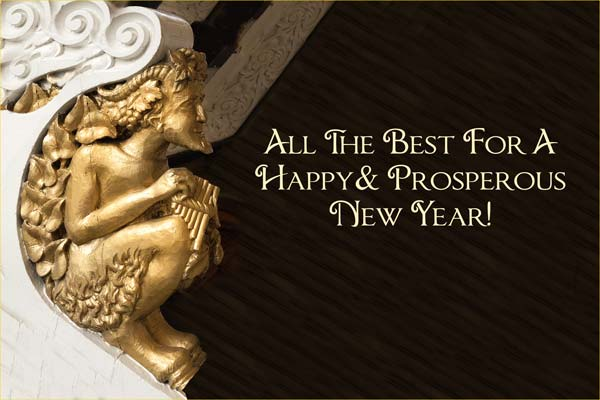happy new year Quillcards ecards and prints