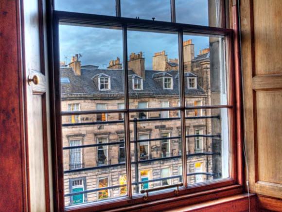 houses in Edinburgh New Town