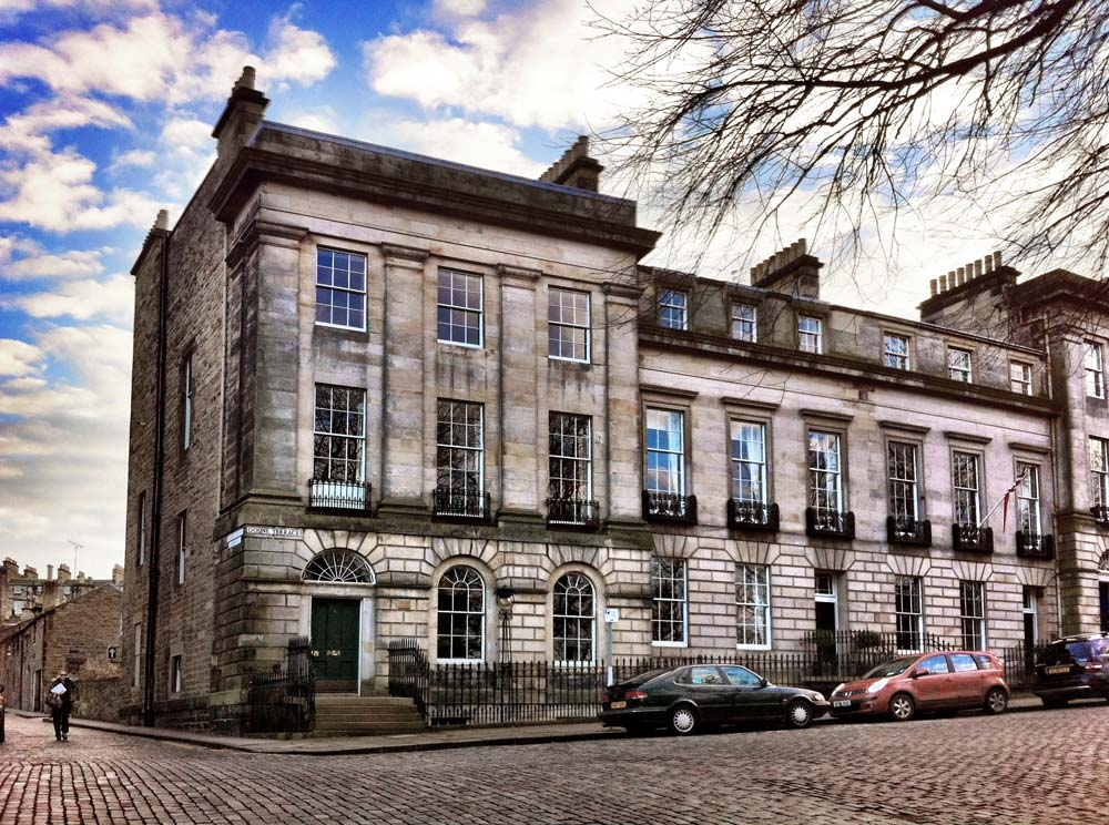 Doune Terrace, Edinburgh