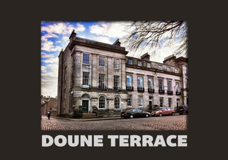 Doune Terrace - Edinburgh