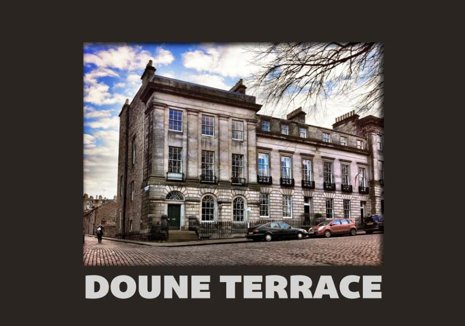 Doune Terrace - Edinburgh