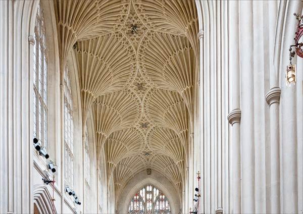 Bath Abbey FanVaulting