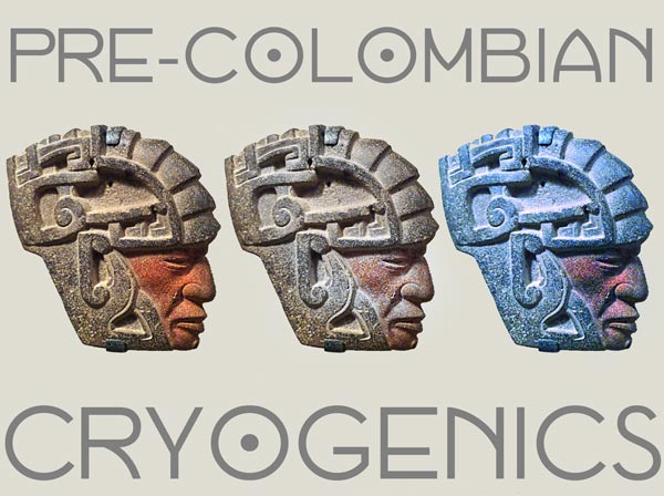 Pre-Colombian Cryogenics