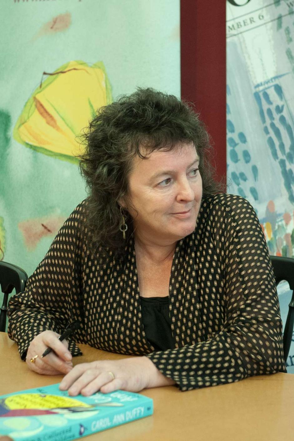 Carol Ann Duffy - The Poet Laureate