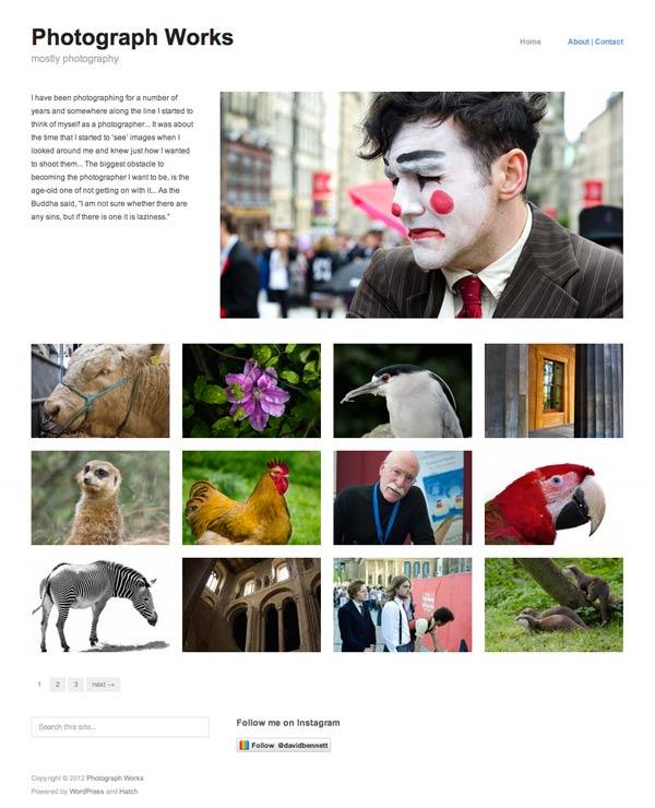 My Portfolio Site – Click TheImage