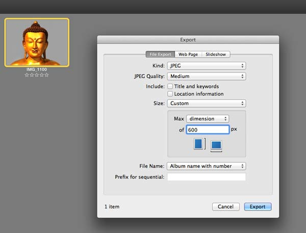 exporting-for-the-web-with-iPhoto