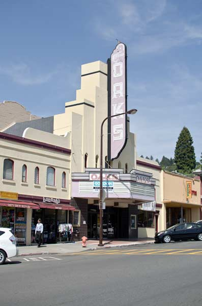 movie theater in Berkeley California
