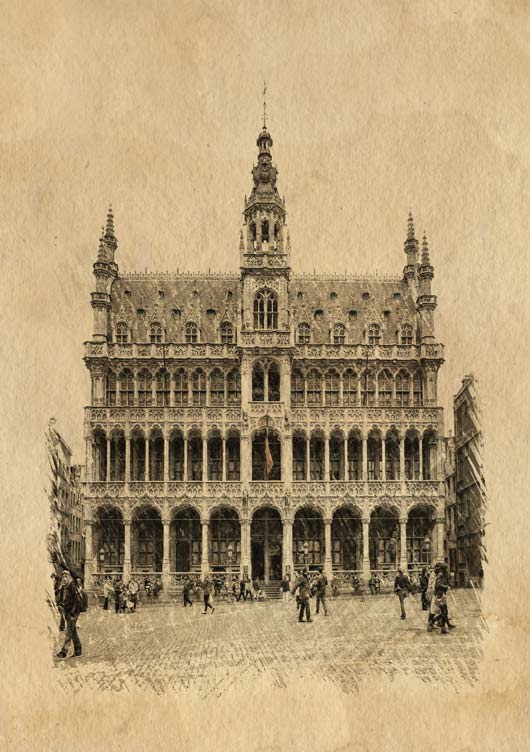 brussels-square