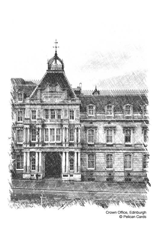 Crown Office, Edinburgh