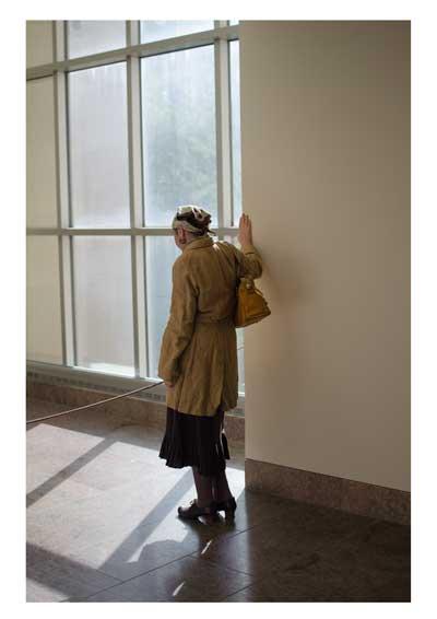 Woman At The Met