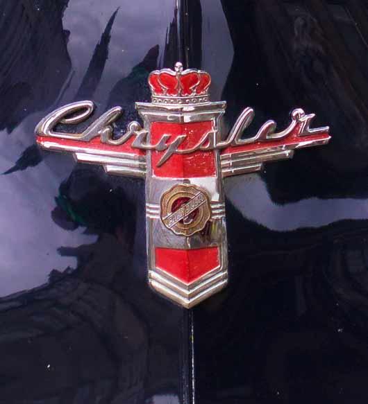 Chrysler Badge