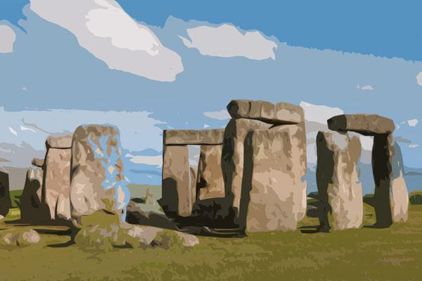 stonehenge-impression