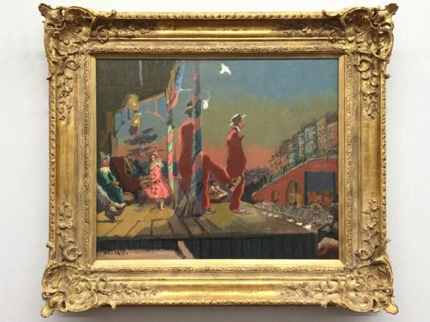 brighton-pierrots-walter-richard-sickert-1915