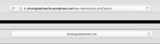 https padlock in back end of wp.com custom domain