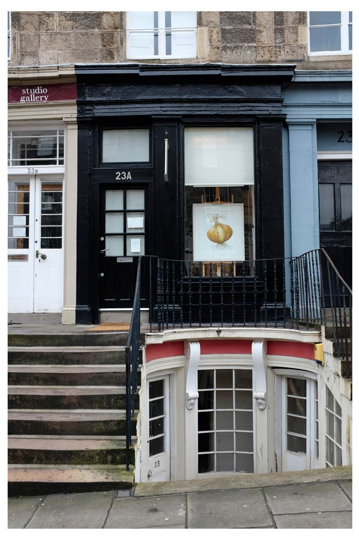 The Photography Gallery at 23a Dundas Street Edinburgh