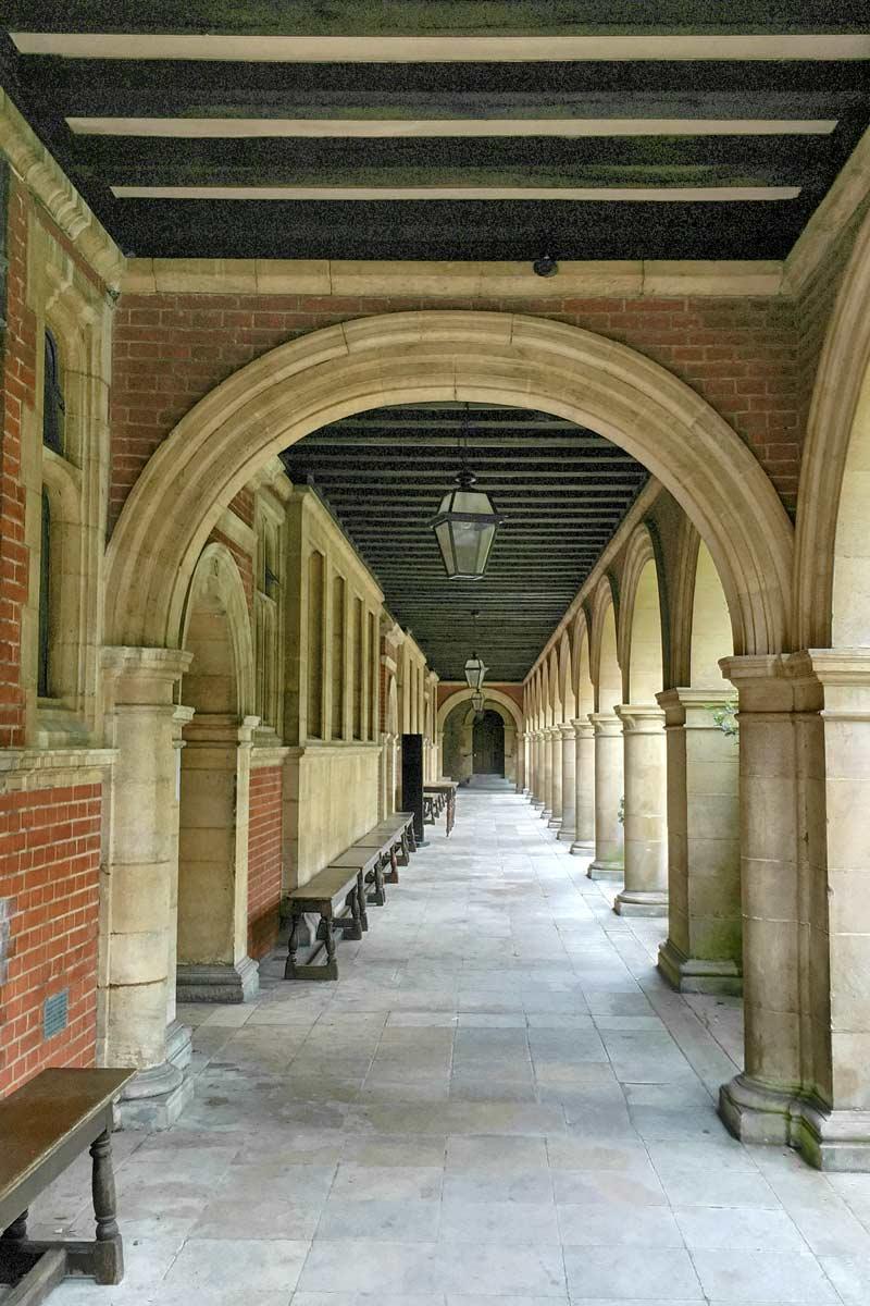 the Corridor Of Infinite Regression
