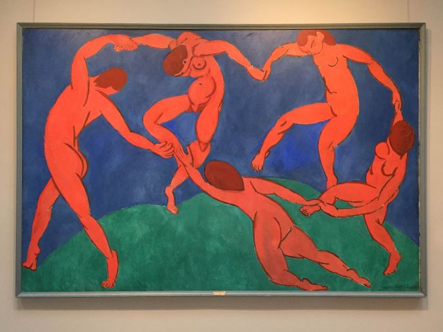 Matisse Painting - Dance
