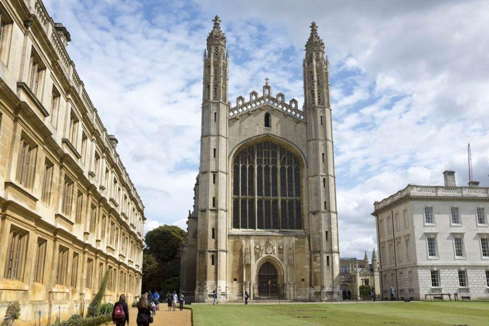 King's College Chapel, Cambridge