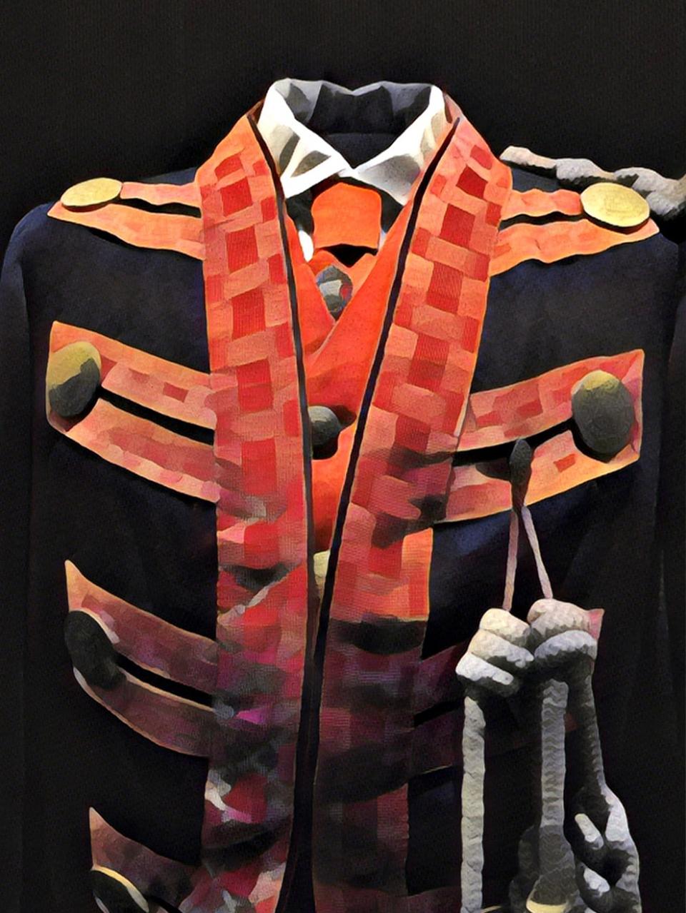 matador's jacket