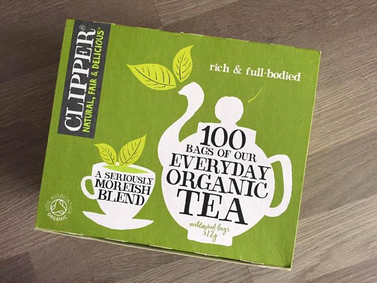 Clipper tea teacionado