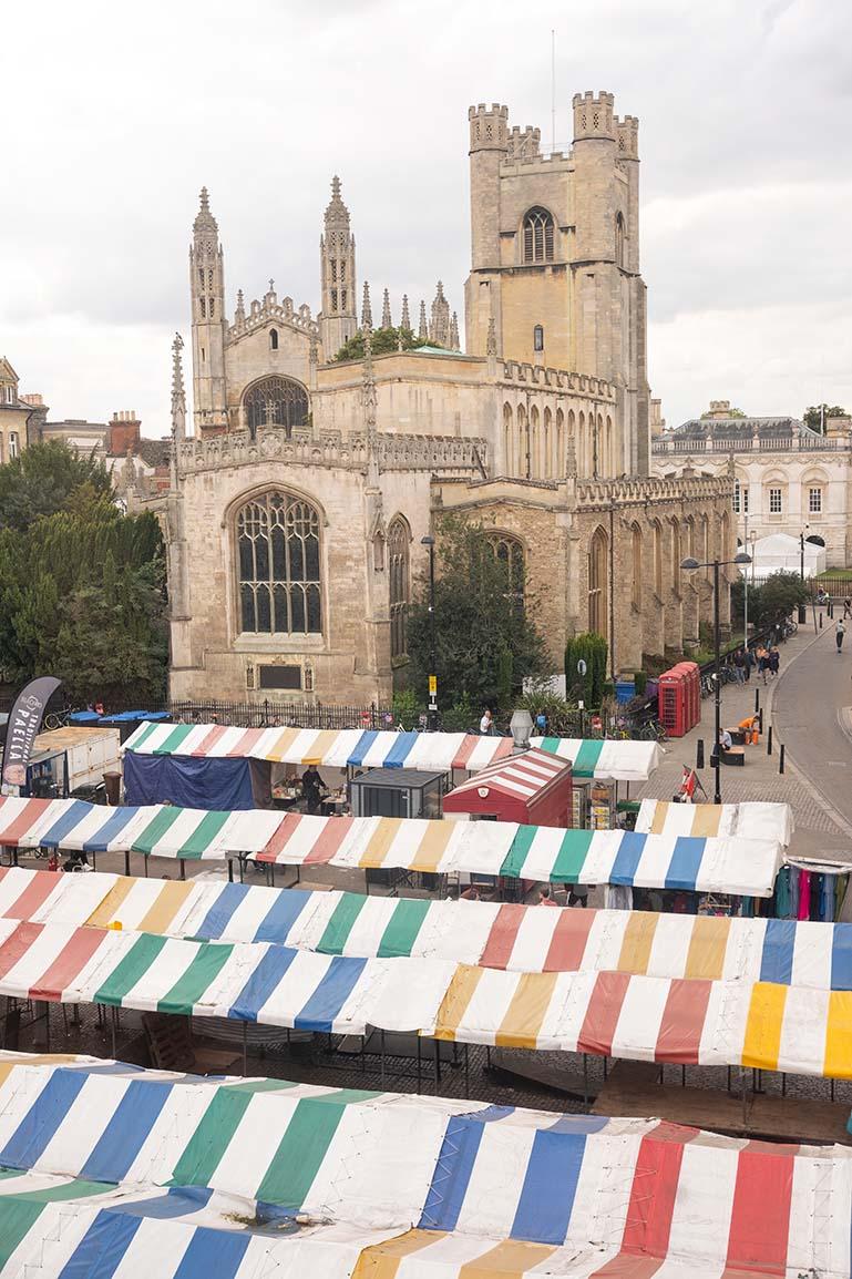Market Square Cambridge